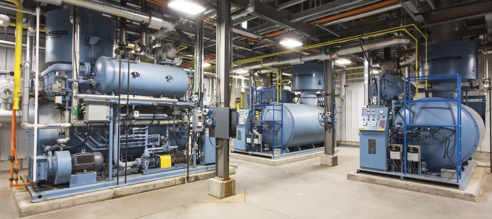 Thermogenics Boilers Inc. - News