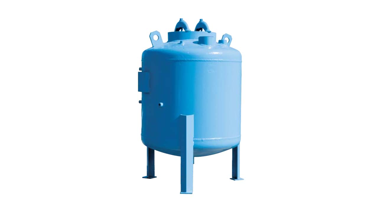 Thermogenics Boilers Inc. - Blowdown Tanks