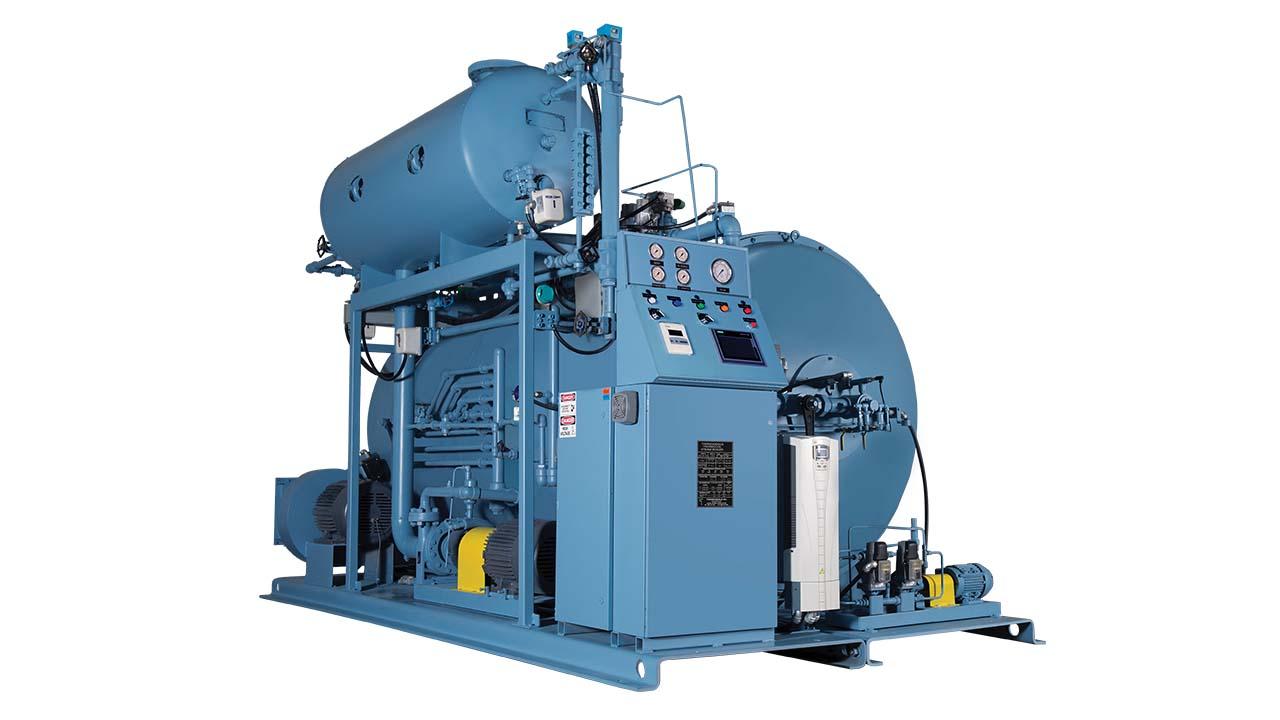 Coil Boiler Design ~ Thermogenics boilers inc coil tube steam boiler