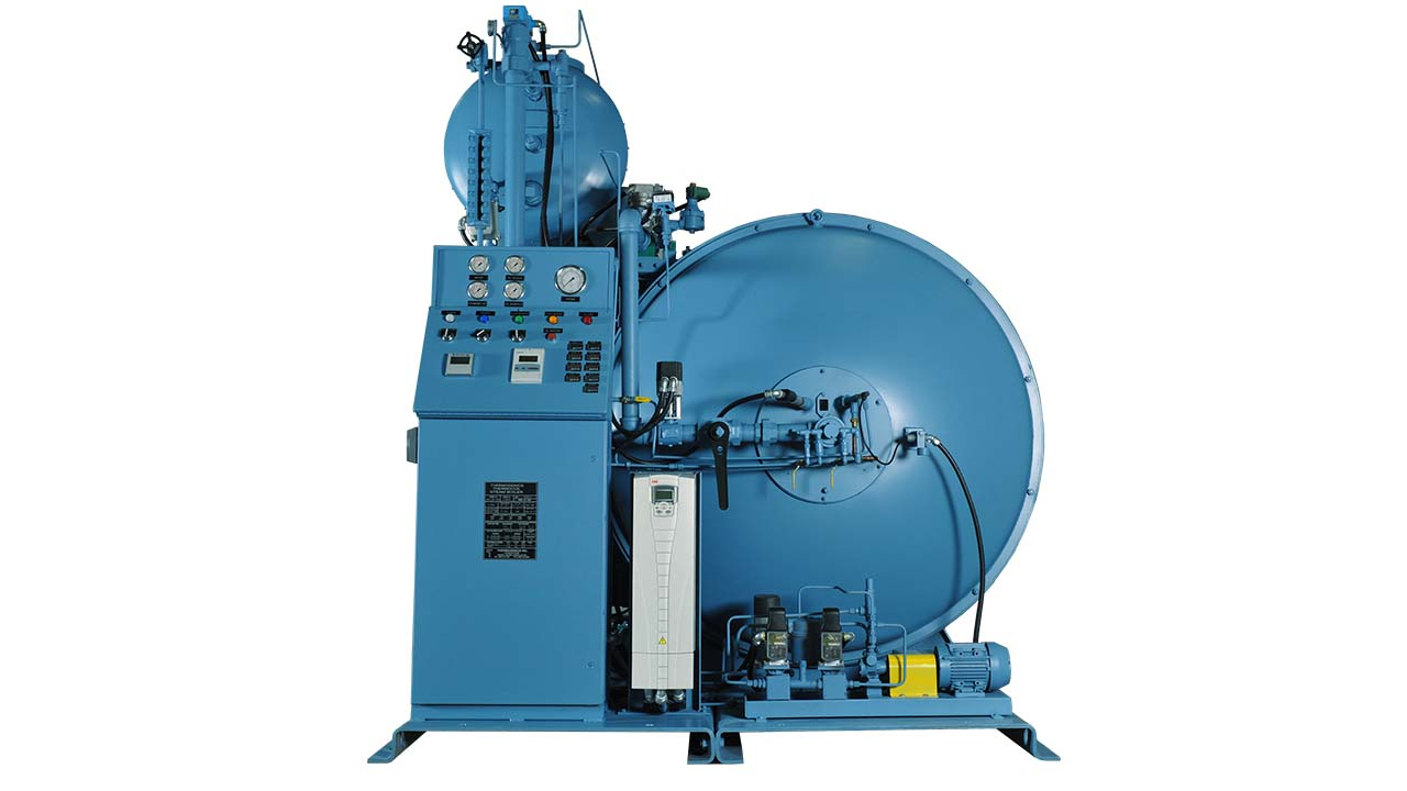 Thermogenics Boilers Inc. - Coil Tube Steam Boiler
