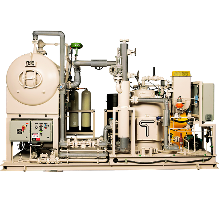 Thermogenics Boilers Inc. - High Pressure ST - Valve Test Steam Boiler